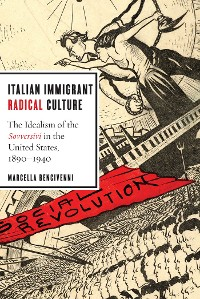 Cover Italian Immigrant Radical Culture