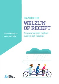 Cover Handboek Welzijn op Recept