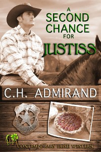Cover A Second Chance For Justiss