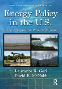 Cover Energy Policy in the U.S.