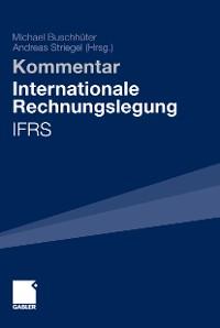 Cover Internationale Rechnungslegung - IFRS