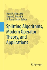 Cover Splitting Algorithms, Modern Operator Theory, and Applications