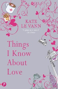 Cover Things I Know About Love