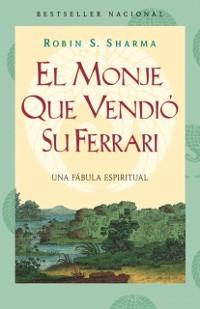 Cover El monje que vendio su Ferarri