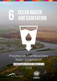 Cover Progress on Transboundary Water Cooperation 2018