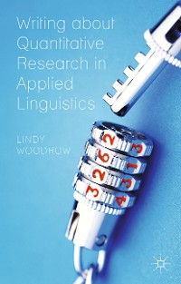 Cover Writing about Quantitative Research in Applied Linguistics