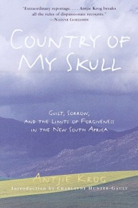 Cover Country of My Skull