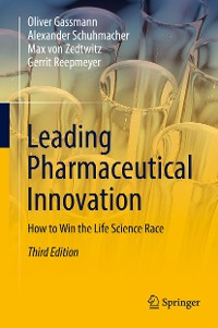 Cover Leading Pharmaceutical Innovation