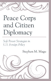 Cover Peace Corps and Citizen Diplomacy