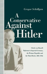 Cover Conservative Against Hitler