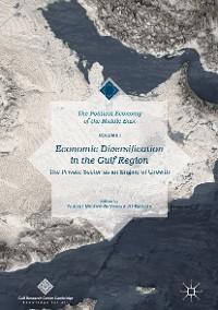 Cover Economic Diversification in the Gulf Region, Volume I