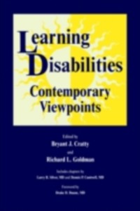Cover Learning Disabilities