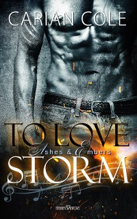 Cover To Love Storm