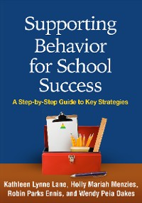 Cover Supporting Behavior for School Success