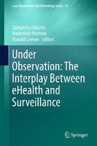 Cover Under Observation: The Interplay Between eHealth and Surveillance