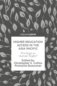 Cover Higher Education Access in the Asia Pacific
