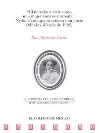 Cover ''El derecho a vivir como una mujer amante y amada''