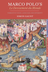 Cover Marco Polo's Le Devisement du Monde