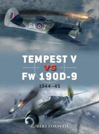 Cover Tempest V vs Fw 190D-9