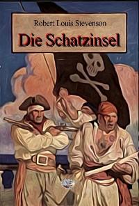 Cover Die Schatzinsel (Illustriert)