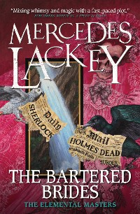 Cover The Bartered Brides  (Elemental Masters)