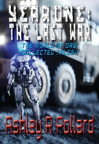 Cover Year One: The Last War