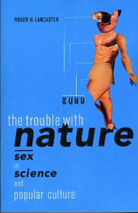 Cover The Trouble with Nature