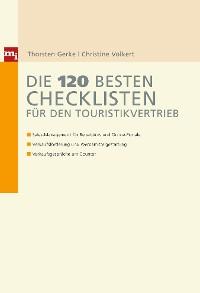 Cover Die 120 besten Checklisten für den Touristikvertrieb