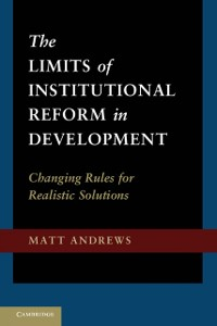 Cover Limits of Institutional Reform in Development