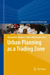 Cover Urban Planning as a Trading Zone