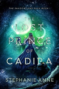 Cover The Lost Prince of Cadira