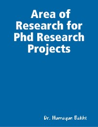 Cover Area of Research for Phd Research Projects