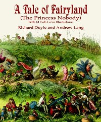 Cover A Tale of Fairyland (the Princess Nobody)