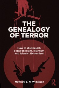 Cover Genealogy of Terror