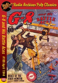 Cover G-8 and His Battle Aces #109 April 1944