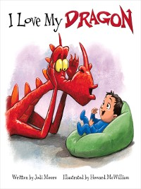 Cover I Love My Dragon