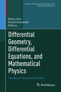 Cover Differential Geometry, Differential Equations, and Mathematical Physics