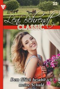 Cover Leni Behrendt Classic 22 – Liebesroman