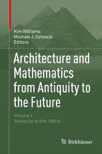 Cover Architecture and Mathematics from Antiquity to the Future