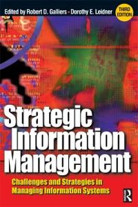 Cover Strategic Information Management
