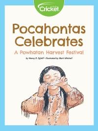 Cover Pocahontas Celebrates