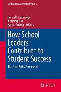 Cover How School Leaders Contribute to Student Success