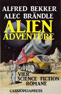 Cover Alien Adventure