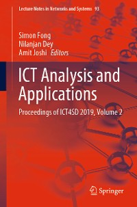 Cover ICT Analysis and Applications