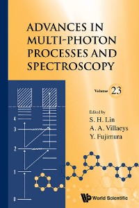 Cover Advances In Multi-photon Processes And Spectroscopy, Volume 23