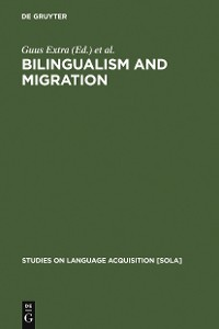 Cover Bilingualism and Migration