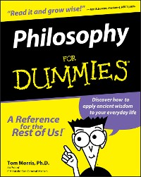 Cover Philosophy For Dummies