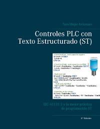 Cover Controles PLC con Texto Estructurado (ST)