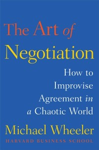Cover Art of Negotiation