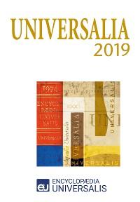 Cover Universalia 2019